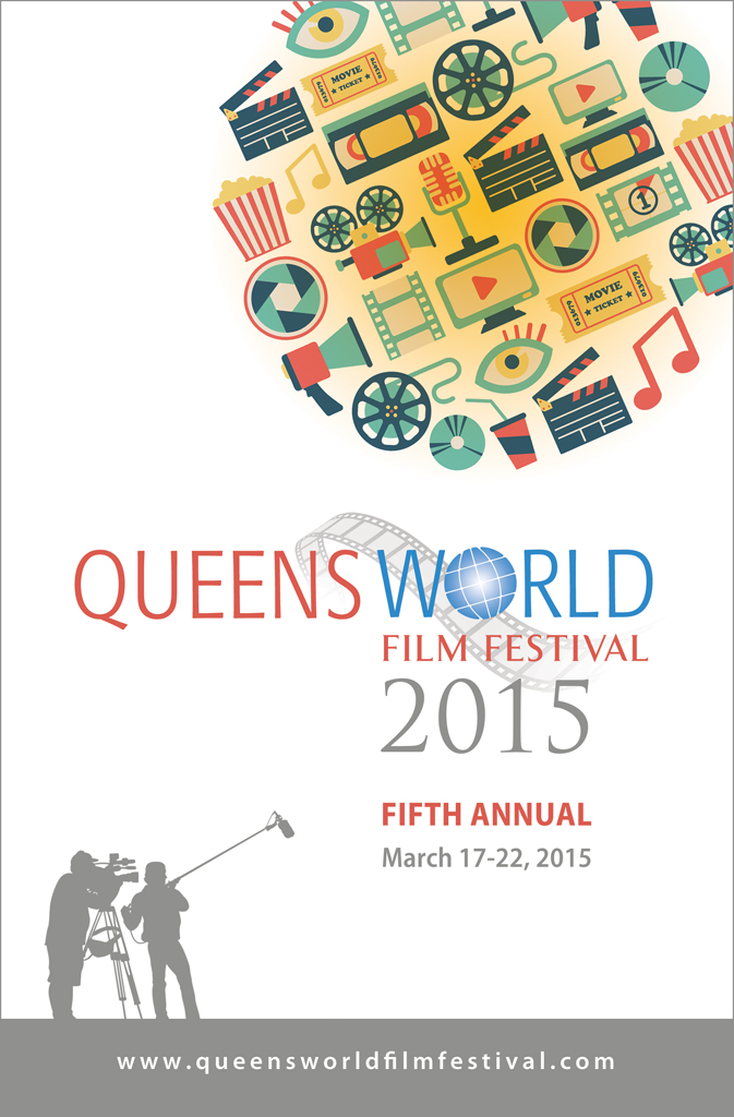 Queens World Film Festival Poster
